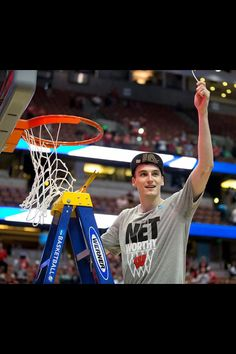 I love the Wisconsin I love the Wisconsin Badgers Men's basketball team Sam Dekker