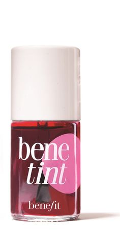 Benefit Benetint: I'm really loving this on bare skin for a super quick, long-lasting, natural-looking rosy flush.  Smells like a bed of roses and stains the skin so blend quickly!  Also works on the lips but doesn't seem to last as long there for me.  xoxo