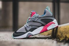 PUMA are set to infuse one their most lauded lifestyle silhouettes with the latest in performance technology for the ultimate in Big Cat comfort.