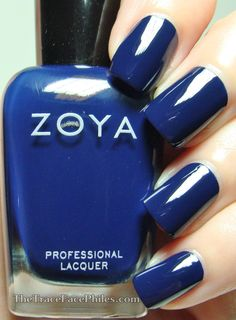 The TraceFace Philes: Zoya Entice Collection! Zoya Ryan