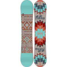 Nitro Spell Snowboard - Women's