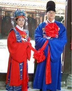 Chinese marriage traditions (summarized and easy for me to understand on Wikipedia)
