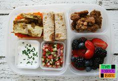 Grilled Greek Chicken in @Easylunchboxes