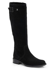 Uplift Suede Tall Boots