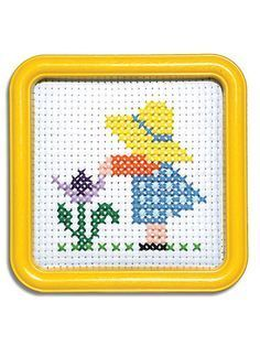 Sunbonnet Sue Cross Stitch Kit