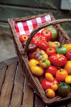 The Best Tomatoes to Grow Where You Live - very helpful as you plan your garden!