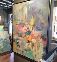 """""""Firenze another showstopper - Amy Dixon original 64 X 50 X inches Abstract Canvas Art, Paintings I Love, Henri Matisse, Large Art, Contemporary Paintings, Painting Inspiration, Art Nouveau, Modern Art, Amazing Art"""