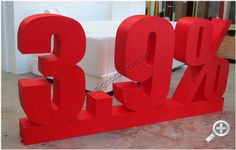 styrofoam-letters