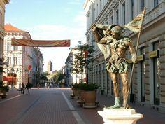 Szeged - Public Art by Heinz-Jörg Kretschmer on 500px