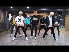 [24K(투포케이)] 4집 날라리(Superfly) 안무 영상 (사복ver.) - YouTube