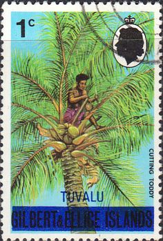 Postage Stamps Tuvalu 1976 Coinage Set Fine Mint For Sale Take a Look