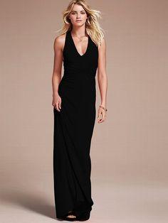 NEW! Halter Maxi Dress #VictoriasSecret http://www.victoriassecret.com/valentines-day/sexy-night-out/halter-maxi-dress?ProductID=82101=OLS?cm_mmc=pinterest-_-product-_-x-_-x