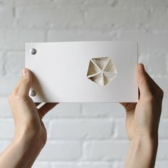 Cutout Flipbook by Eight Emperors (alum Thea Eck and Stamps lecturer, Matt…