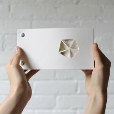 Cutout Flipbook by E