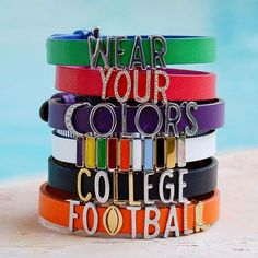 Even show off your college teams!! To order KEEP Collective designs like these go to my site https://www.keep-collective.com/with/sarahemaxson