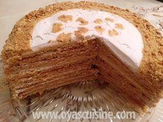 Ballı Rus Pastası Medovik
