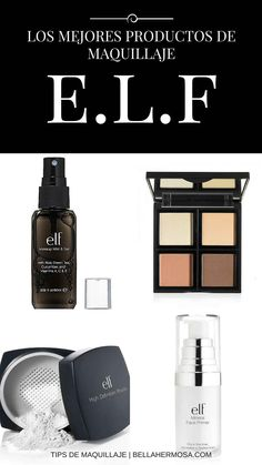 Los Mejores Productos de Maquillaje e.l.f