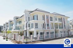 Queen Villa with huge entrance, a large balcony and good concept design, located in an upscale residential area Property Development, Balcony, Entrance, Multi Story Building, Villa, Concept, Queen, Mansions, House Styles