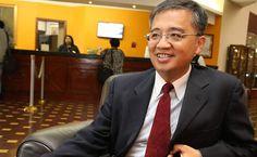 """Pablo Lee, consejero económico de la Embajada de Taiwán en Honduras. """"Taiwán quiere más carne de res de Honduras"""""""