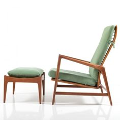 Located using retrostart.com > Lounge Chair by Ib Kofod Larsen for Selig