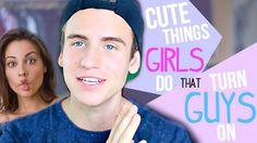 5 Cute Things Girls Do That Turn Guys On!