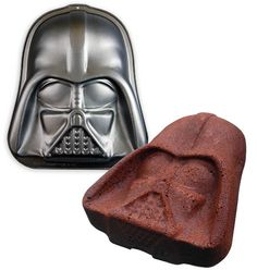 While we can't possibly know what Darth Vader's favorite cake is, if he saw one that came out of this tray, I'm sure he'd be pleased no matter what it tasted like. Officially licensed by the house of Lucas, the Star Wars Darth Vader Baking Tray makes cakes that look just like the Sith Lord himself. Keep it basic or frost him up for an unexpected confectionery treat. Bake one for your favorite geek or whip one up when you're home solo (get it, Solo?) and watching the epic flick for the…