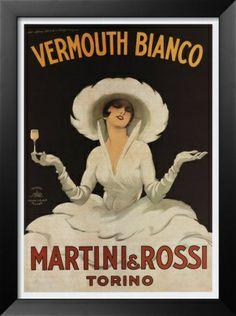 El Martini parece haber sido creado hacia 1910. Hay diversas teorías sobre su nombre. Unos dicen que podría derivar del Sr. Martini, jefe de barra de la sala Knickerbocker Club de Nueva York en la primera década del siglo XX. Otra teoría lo relaciona con un Sr. Martínez, que pudo inventar el cóctel en un bar de Boston, a finales del siglo XIX...