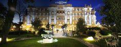 Grand Hotel Rimini best hotel in Rimini Italy host of Fellini-inspired welcome party for TBD Italy 2015! #TBDI2015