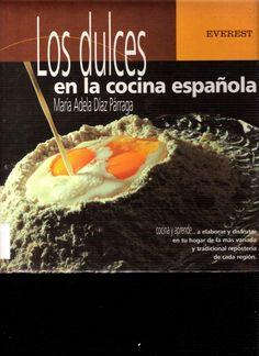 Los dulces en la cocina Española 1  No Description