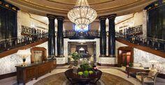 Conserjeria Hotel Palace Barcelona 5* Gran Lujo