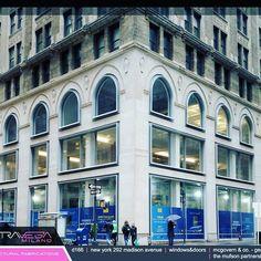 #292madisonavenue #architecturalfabrications #newyorkcityarchitecturalrealization #extraordinary #extravega