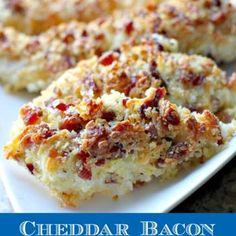 Cheddar Bacon Chicken Tenders Recipe - ZipList