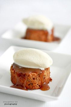 Sticky Date Toffee Pudding