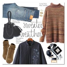 """""""Sweater Weather"""" by oshint ❤ liked on Polyvore featuring Citizens of Humanity, Yves Saint Laurent, Givenchy and Miss Selfridge"""