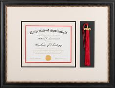 Congrats Grads! Get your #diploma custom framed at The Great Frame Up! #graduation #grads #achievement #diplomaframing