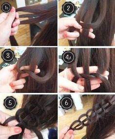 How to Make Celtic Braiding - DIY