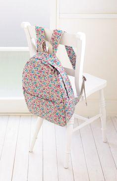 cómo hacer una mochila!