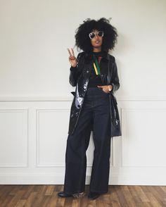Julia Sarr-Jamois | Fashion Editors Style | Dressr.co.uk