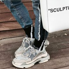b08df77c2ab8 Balenciaga Triple S Sneakers What s your favourite colourway ✨ - Photo by    k bojune