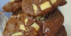 Cookies de Chocolate | Receitas de Ana Maria Braga