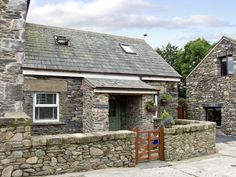 Thimble Cottage - A superb romantic retreat; a cosy Lake District cottage in spectacular countryside with woodburner and galleried bedroom. Lake District Cottages, Holiday Cottages To Rent, Stone Cottages, Semi Detached, Cumbria, Countryside, Thimble, Cabin, House Styles