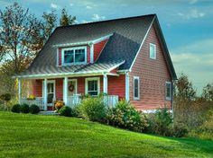 images of red cottages | Red Cottage Hideaway