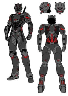 Y/n L/n a Rookie who had a tough life alone and arrive few weeks only… # Fanfic # amreading # books # wattpad Character Design Inspiration, Fantasy Character Design, Character Concept, Character Art, Robot Concept Art, Weapon Concept Art, Armor Concept, Armadura Sci Fi, Cyberpunk