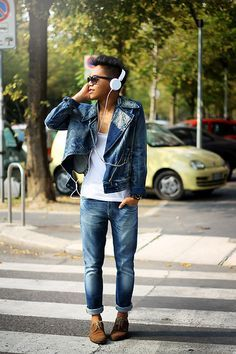 THE DENIM BEAT (by Jerome Centeno)