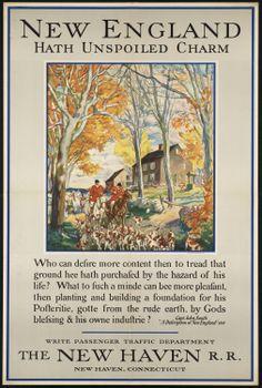Public Domain Images - Vintage Travel Posters