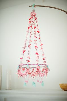 DIY Polish Chandelier by House That Lars Built - Owens and Davis