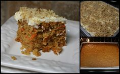 Delicious Carrot Cake for 30 people -Mennonite Girls Can Cook: