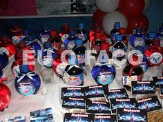 EU Q FAÇO - Brindes e Lembrancinhas: Água Mineral Red Bull