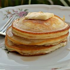 """Grandad's Pancakes I """"I love this recipe . It's easy and delicious and my children love it as well . I'm not buying pancake mix ever again!"""""""