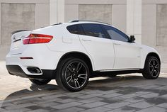 matte white bmw x6 - Google Search
